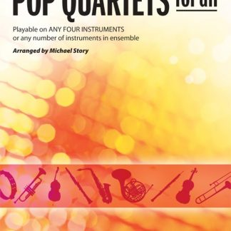 Revised Pop Quartets for All