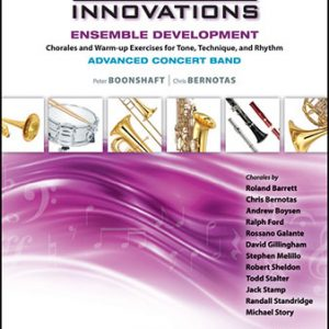 Ensemble Development for Advanced Concert Band