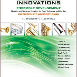 Ensemble Development for Intermediate Concert Band
