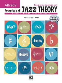 Essentials of Jazz Theory Book