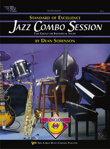 Standard of Excellence Jazz Combo Session
