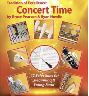 Tradition of Excellence: Concert Time