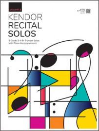 Kendor Recital Solos Vol. 2