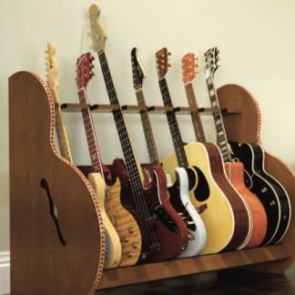 Guitar Racks & Stands