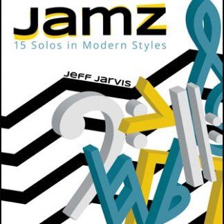 Jamz (15 Solos in Modern Styles)